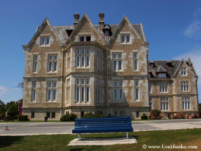 Palacio de La Magdalena Santander Fotos
