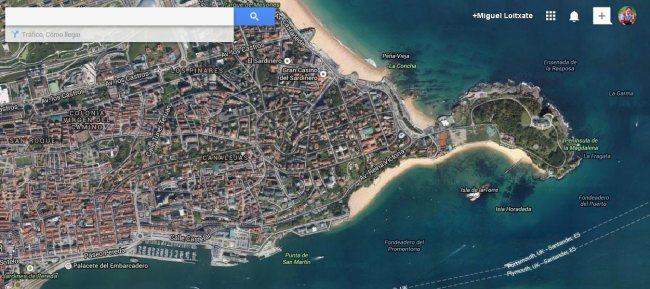 Parque de La Magdalena Cómo llegar Google Maps
