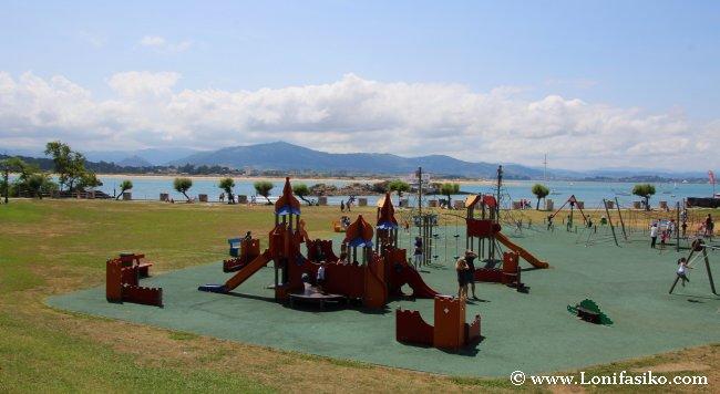 Santander con niños: Parque de La Magdalena