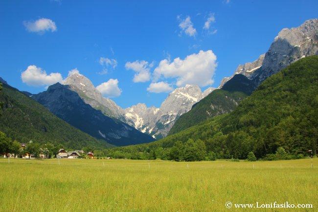 Paso de Vršič y nacimiento del río Soča, dos visitas imprescindibles en los Alpes Julianos
