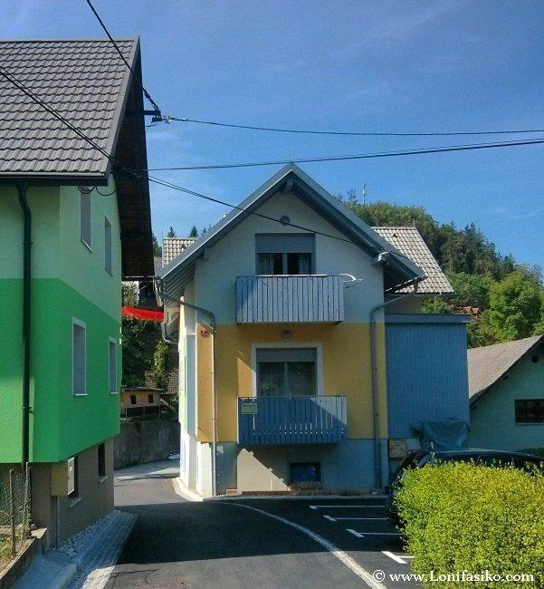 Nuestro apartamento en el lago Bled