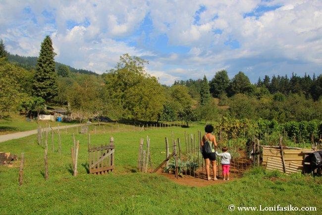 Barnaola, precioso entorno rural