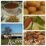 Comer en la comarca de Uribe