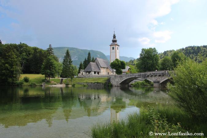 Visitar Lago Bohinj en Eslovenia, Alpes Julianos