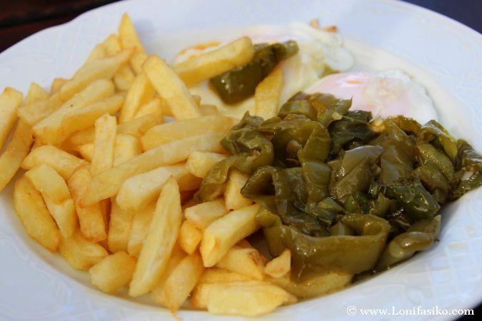 Dónde comer en la vía verde de Arditurri