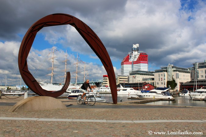 Puerto de Göteborg