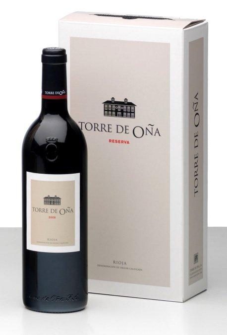 Estuche de vino Torre de Oña