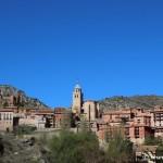 Skyline de Albarracín