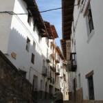 La vida diaria en las calles de Linares de Mora
