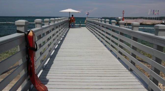 Playas de Eslovenia: 47 kilómetros de peculiar franja costera