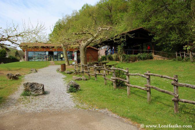 Precios y horarios de las visitas guiadas a la cueva de Urdax
