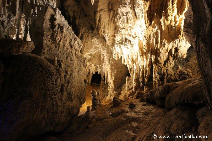 Visitar cuevas de Urdax Urdazubi con niños