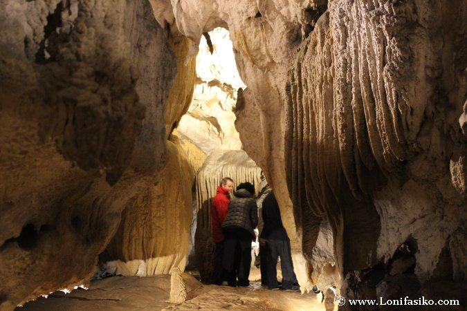 Visita guiada a las cuevas de Urdax Urdazubi