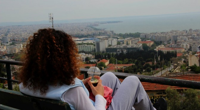 Postales e historias desde Salónica