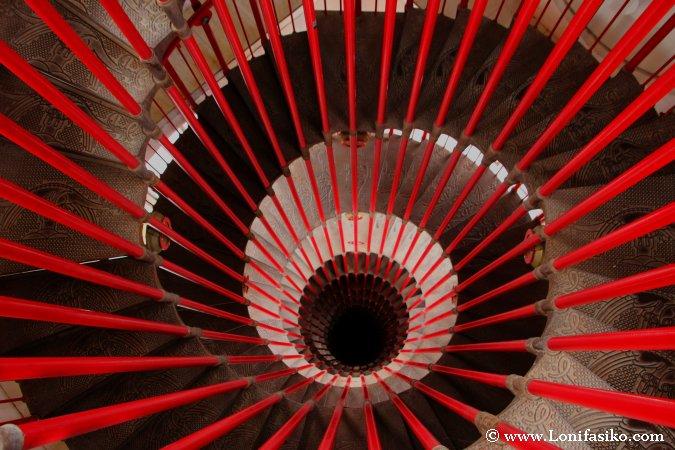 Subir a la torre del Castillo de Liubliana