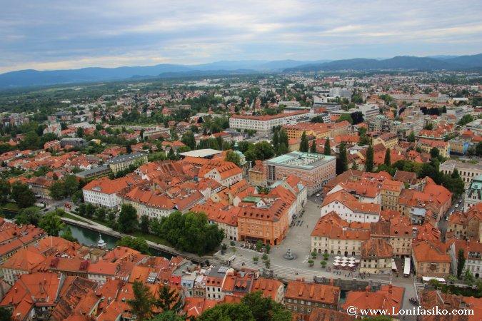 Qué ver en Liubliana, capital de Eslovenia
