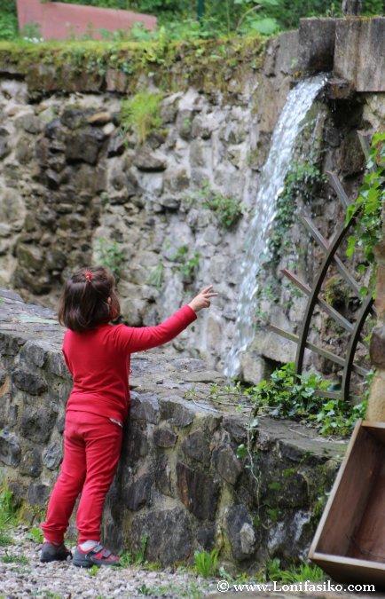 Visitar salinas con niños