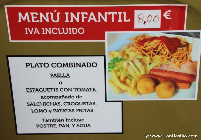 Dónde comer en Cabárceno con niños