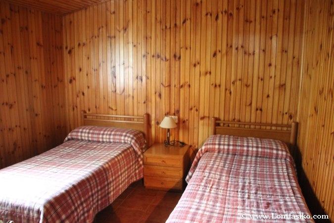 Habitación doble sencilla