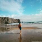 Surf en Playa de Arrifama
