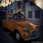 Coches clásicos en Portugal
