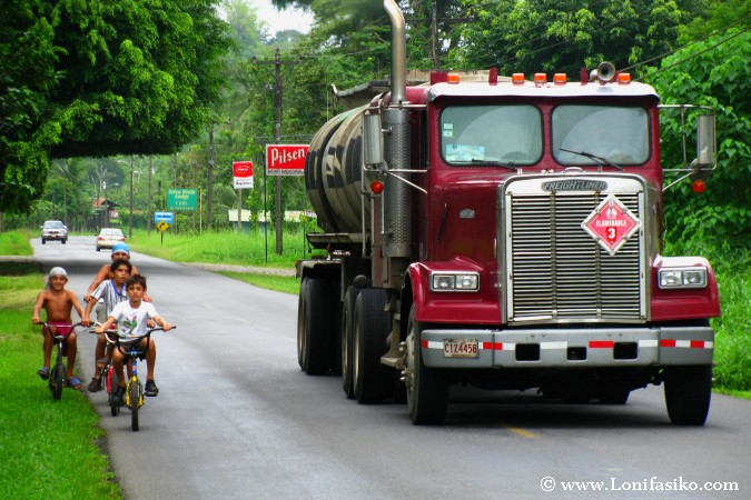 Fotografías de camiones americanos