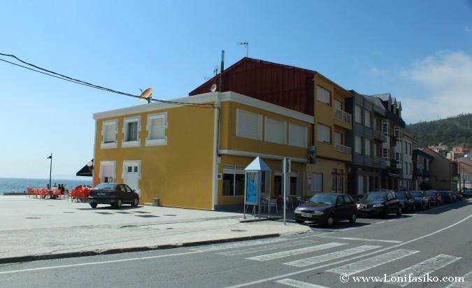 Restaurantes en Ézaro pueblo