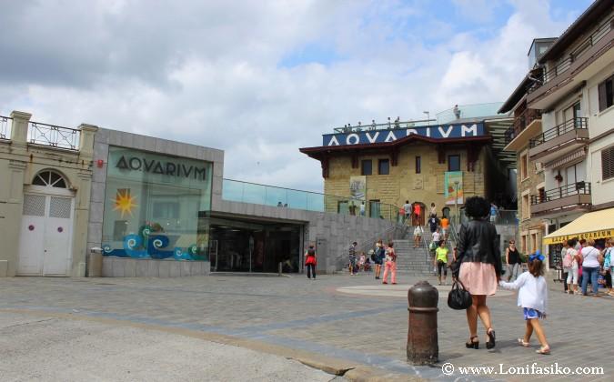 Cómo llegar al Aquarium de Donostia-San Sebastián