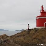 Cabo Home, el litoral con mayor concentración de faros del mundo