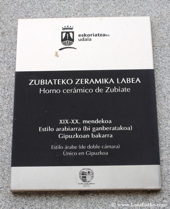 Hornos de cerámica en Euskadi y Gipuzkoa