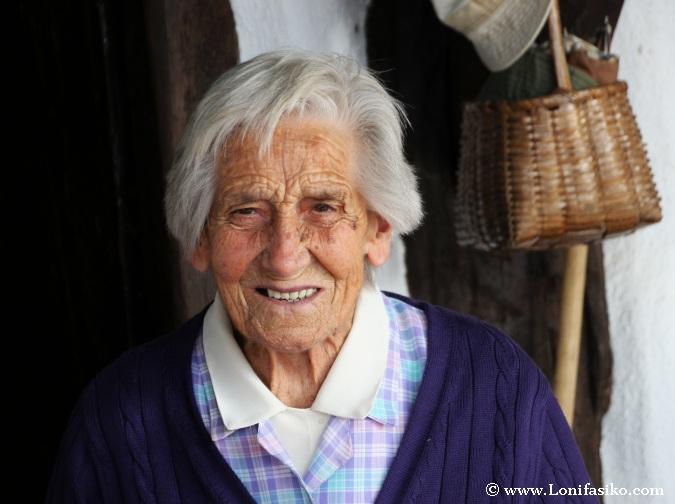 Amama o abuela en Euskadi