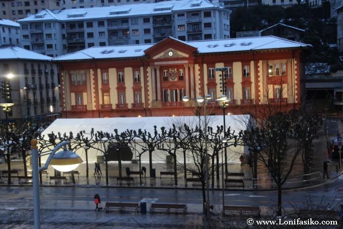 Ayuntamiento de Eibar. Eibarko Udaletxea