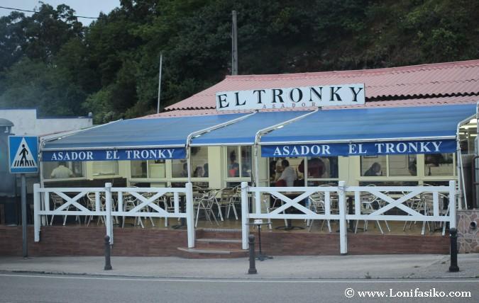 Restaurante Asador El Tronky en Pedreña