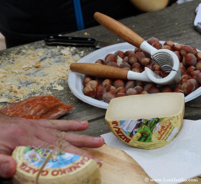 Quesos de Euskadi