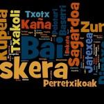 Diccionario de bolsillo para sobrevivir en un viaje por Euskadi