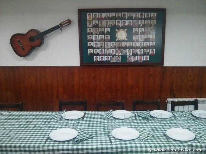 Txoko o sociedad gastronómica de Euskadi