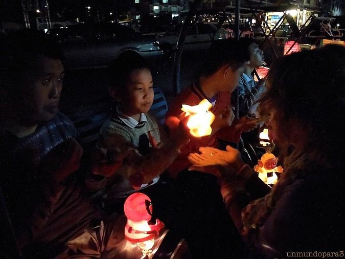 ONGs en Asia: ONG Cherish en Malasia