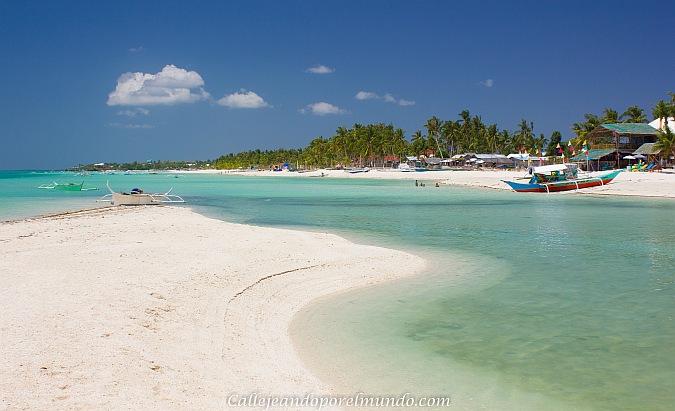Playas de Filipinas: Bantayan Island