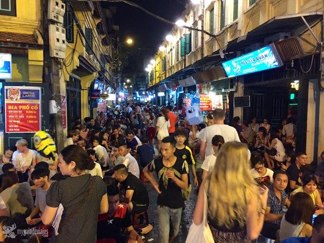 Bia Hoi la cerveza más barata del mundo en Vietnam