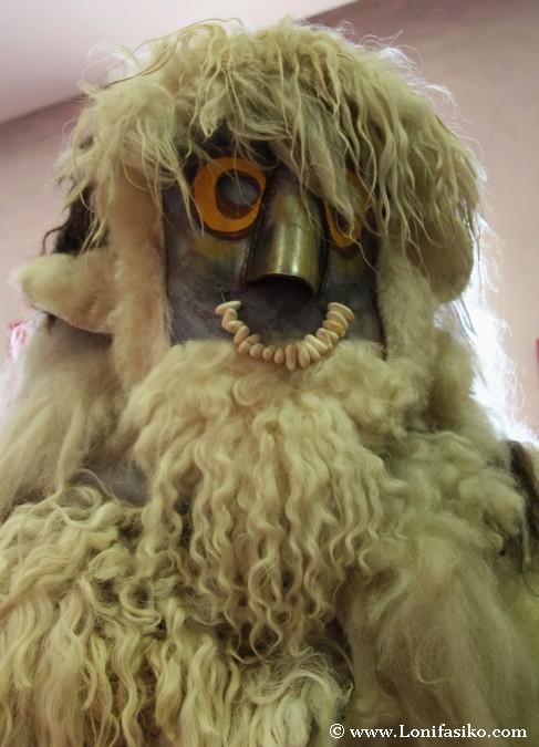 Kurentovanje o carnaval de Ptuj: Disfraces típicos