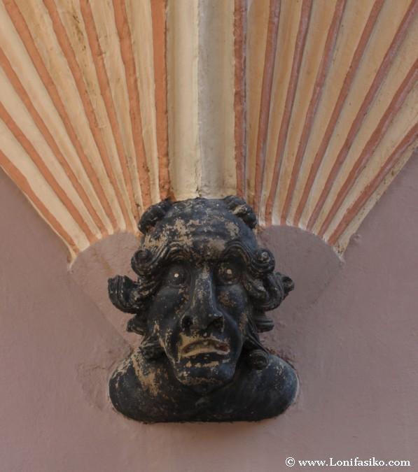 Detalles de arquitectura en Ptuj