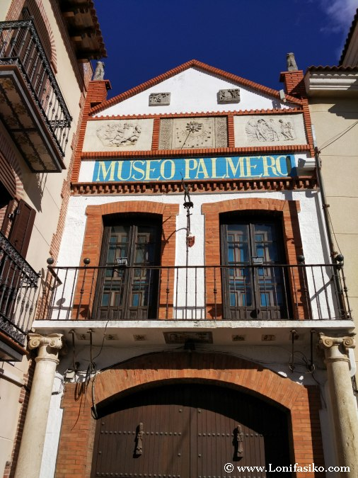 Qué ver en Almodóvar del Campo: Museo Palmero