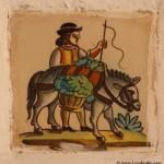 Pinturas tradicionales del Maestro Palmero