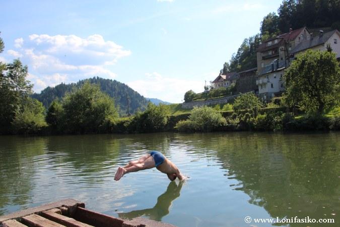 Ríos de Eslovenia