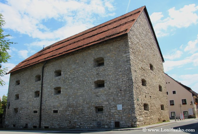 Restaurantes en Škofja Loka