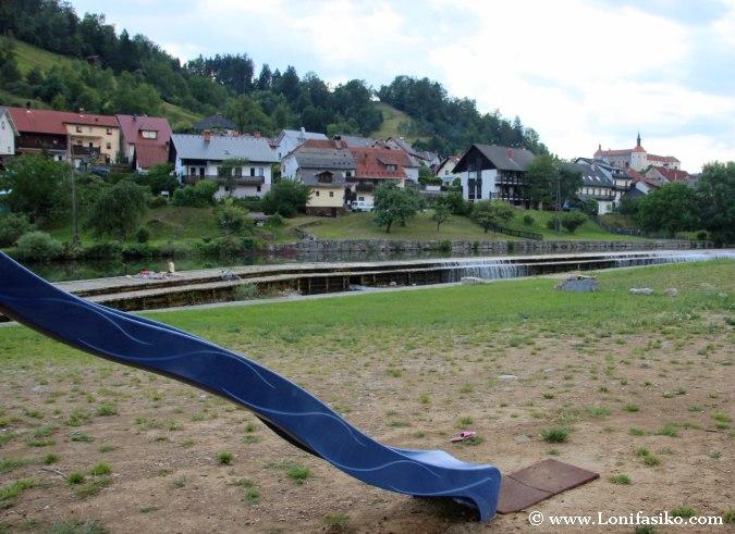 Planes con niños en Škofja Loka