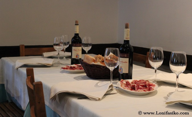 Comer en Milikuena Abadiano