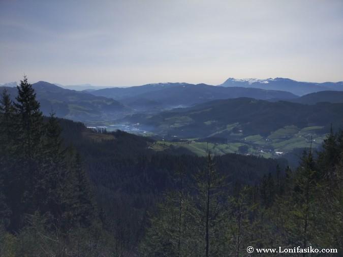 Montes y Montañas de Euskadi