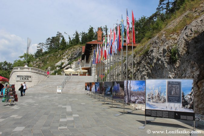 Cuevas famosas de Eslovenia