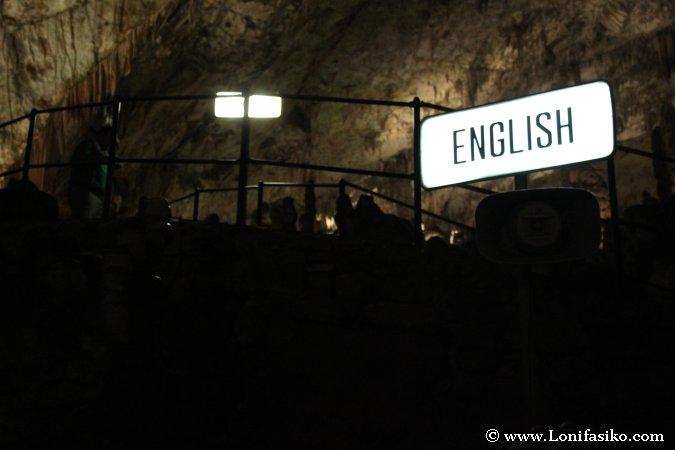 Visitas guiadas Cuevas Postojna Eslovenia